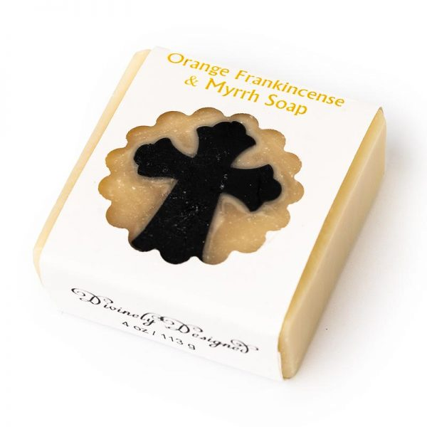 FAITH Soap - Orange Frankincense & Myrrh