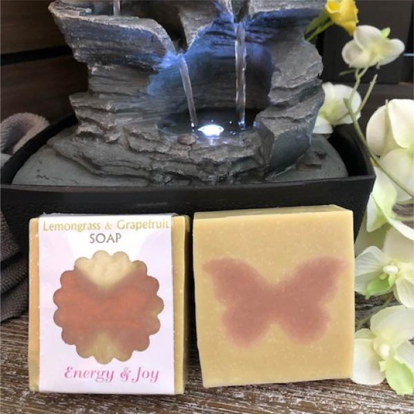 Transformation Lemongrass Grapefruit Bar Soap