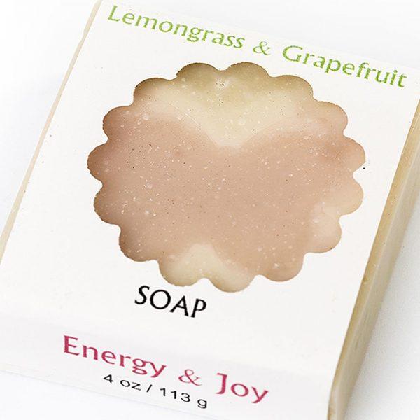 Transformation Soap – Lemongrass Grapefruit