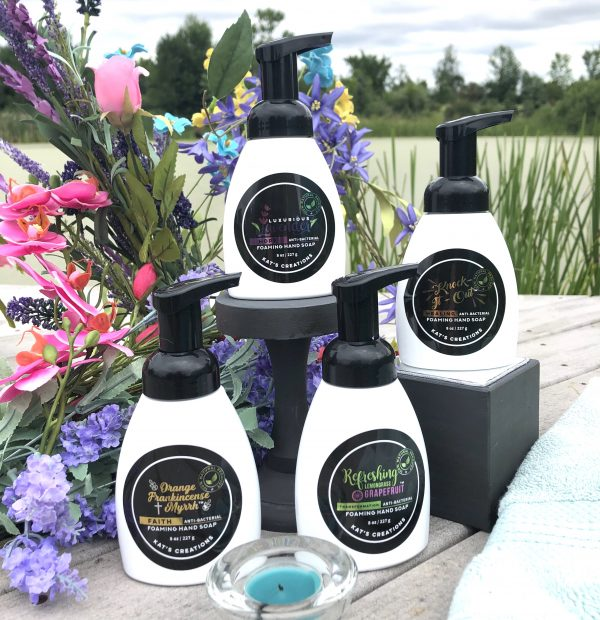 Group Foaming Hand Soap