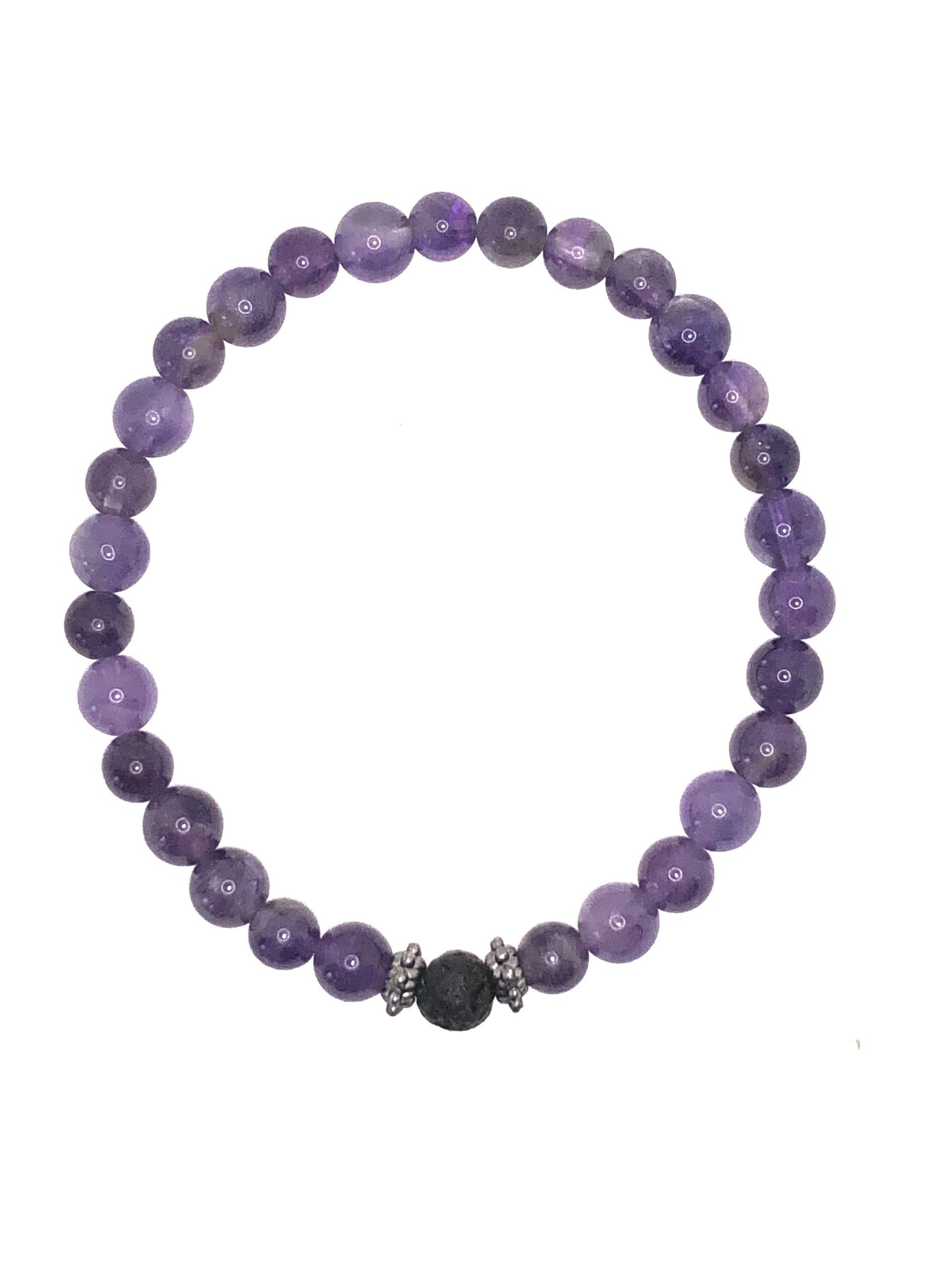 Amethyst Quartz Bracelet for sale online