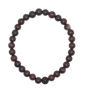 Brecciated Jasper Diffuser Bracelet for sale on line