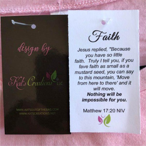 Faith Tag