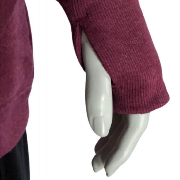 Thumb holes long leeve longer length tunic
