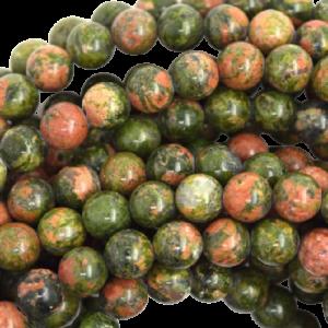 Green Unakite